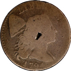 1794 S-37 Discovery Coin O