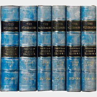 The Numismatist. Volumes 7-19