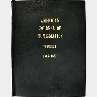 American Journal of Numismatics Volume 1