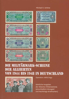 Allied military marks from 1944 to 1948 book cover