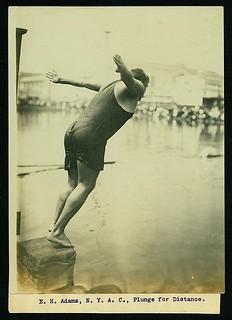 Edgar Holmes Adams at 1904 Olympics