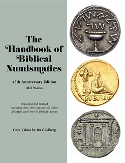 Handbook of Biblical Numismatics 45th ed cover