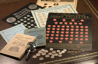 coin collecting boards