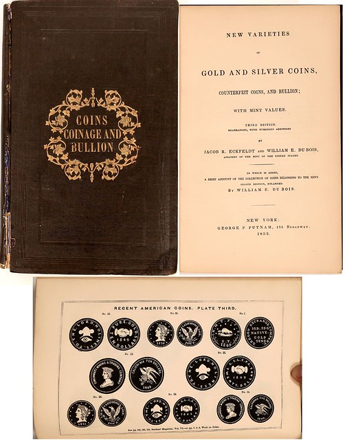 DuBois, New Varieties of Gold and Silver Coins