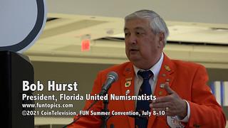 FUN21 SUMMER FUN President Bob Hurst