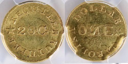 Bechtler Carolina Dollar