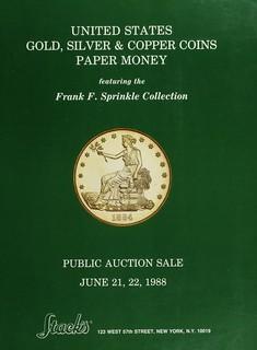 Stacks 1988 Sprinkle sale cover