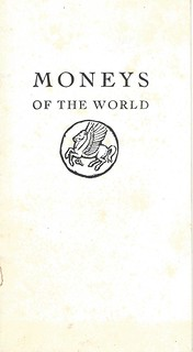 Chase Manhattan Bank Moneys of the World cover