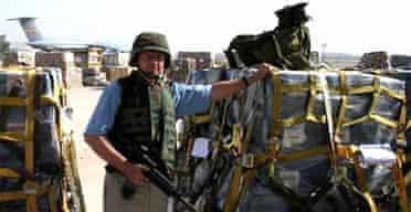 Iraq war cash