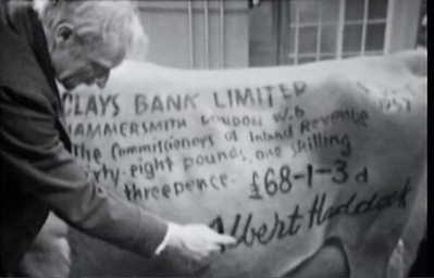 The Negotiable Cow