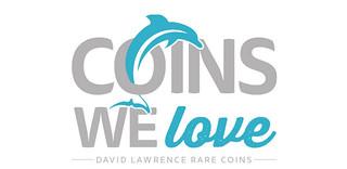 DLRC Coins We Love blog logo