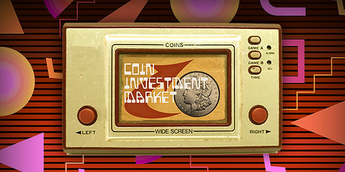 Coin MArket in 1980s vs 2021