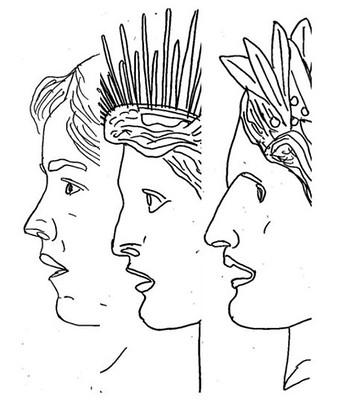 Peace dollar faces