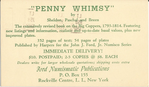 Postcard Penny Whimsy