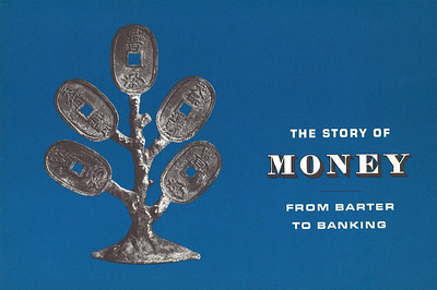 Chase Manhattan Money Museum Story of Money booklet cover