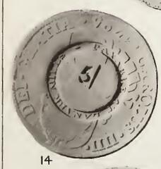 Davis 83 Plate H Lanark countermarked dollar