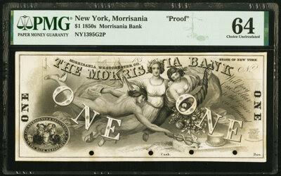 Morrisania, NY- Morrisania Bank $1
