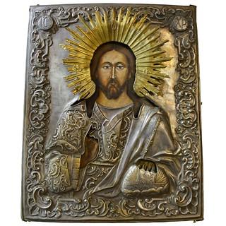 Jesus Christ, Pantokrator Icon