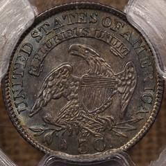 1830 Half Dime reverse