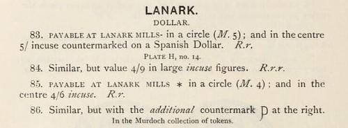 Davis Lanark dollar entry