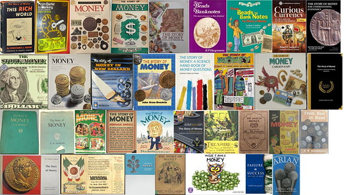 story_of_money book covers