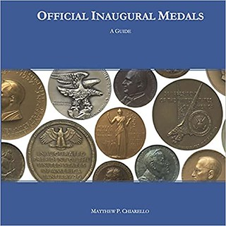 Official Inaugural Medals 2nd edition cover
