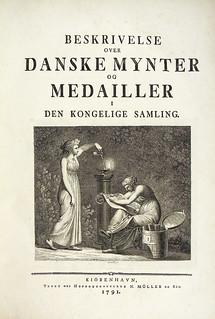 K-F Salton sale Lot 171 danske mynter og medailler