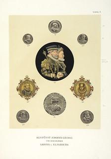K-F Salton sale Lot 194 Schaumünzen des Hauses Hohenzollern