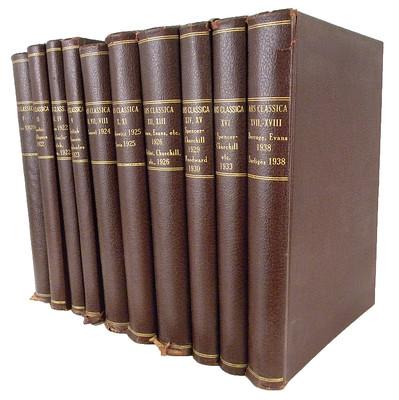 K-F Salton sale Lot 284 Ars Classica auction catalogues