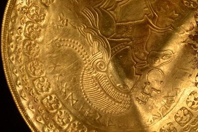 Denmark gold find bracteate