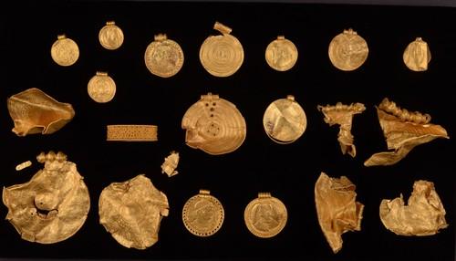 Denmark gold find