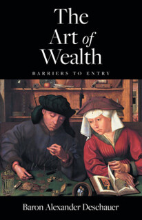 The Art of Wealth book cover