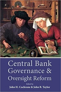 Central Bank Governance book cover