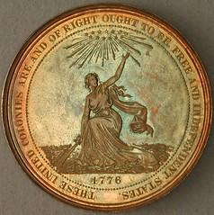 Centennial So-Called Dollar SH 2-1 S obverse