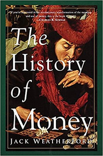 History of Money book cover