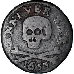 1653 Saint Lambert Token obverse
