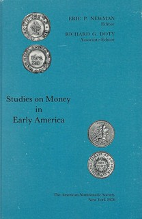 Studies on Money in Early America book cover