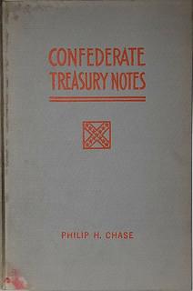 Confederate Treasury Notes book cover