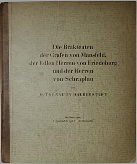 Die Brakteaten Der Grafen Von Mansfeld book cover
