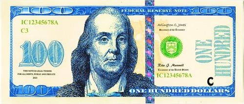 Pearson $100 face