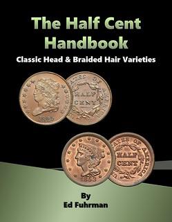 Half Cent Handbook - Classic Head book cover