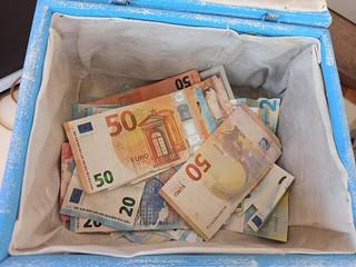 counterfeit bills made in Turkey