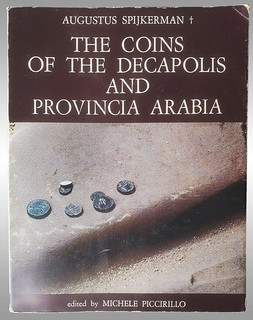 Coins of The Decapolis and Provincia Arabia