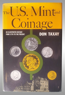 Taxay US Mint and Coinage