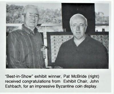 John Eshbach and Pat McBride.1998