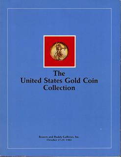 Eliasberg Gold sale