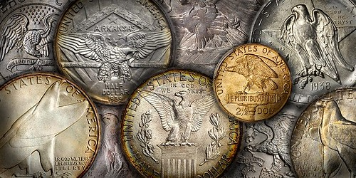 Eagles of the Classic Commemoratives