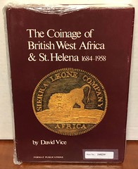 Vice Coinage of British West Africa book cover