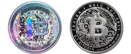 silver Lealana 0.1 Bitcoin