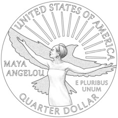 2022-american-women-quarters-coin-maya-angelou-line-art-reverse